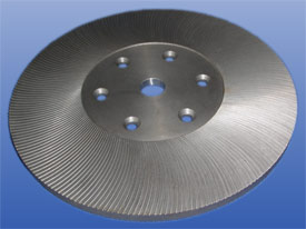 milling disc