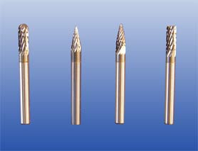 carbide milling pins tialn