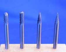 carbide milling pins